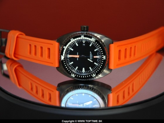 Aquadive Bathyscaphe Black DLC