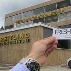 Návšteva Breitling