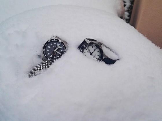 Ve sněhu 3