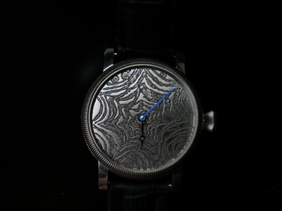 Parnis - hand made engraving dial watch (LK)