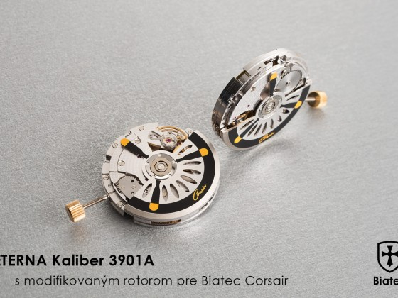 Eterna kaliber 3901A - Biatec Corsair