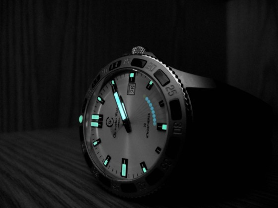 Christopher Ward C6 Kingfisher