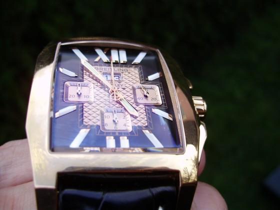 Breitling Flying B chronograph