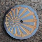 Seiko sun - engraved dial
